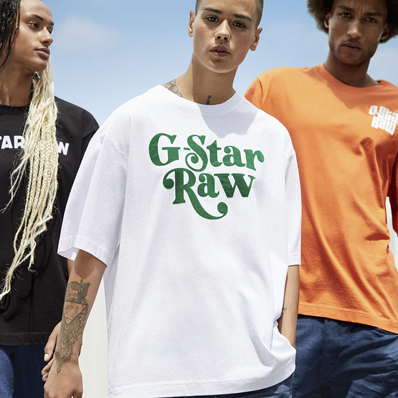 G-Star RAWよりスヌープ・ドッグとのコラボレーションを記念したカプセルコレクションが発売