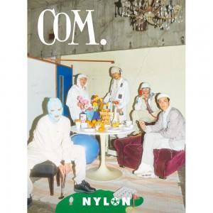 ついに別冊コムドットの詳細発表!! NYLON SUPER VOL.8 11月16日発売 表紙6パターン・付録ポスター6種! さらにDVDの特典!!