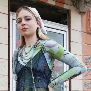 WORLD SNAP 海外 ファッション   Marta KlaraMarta Klara